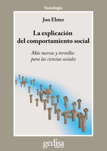 La explicación del comportamiento social