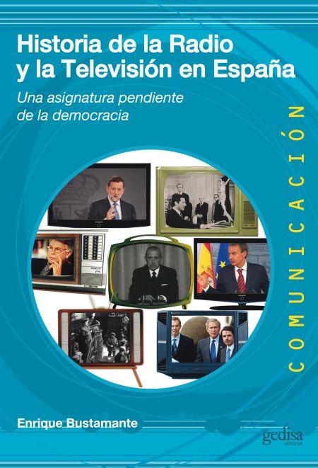 Historia de la radio y televisión en España