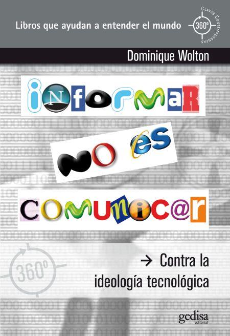 Informar no es comunicar